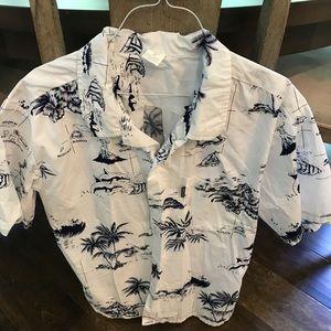 Other - Hawaiian Short Sleeve Shirt